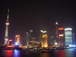 Bund v Šanghaju