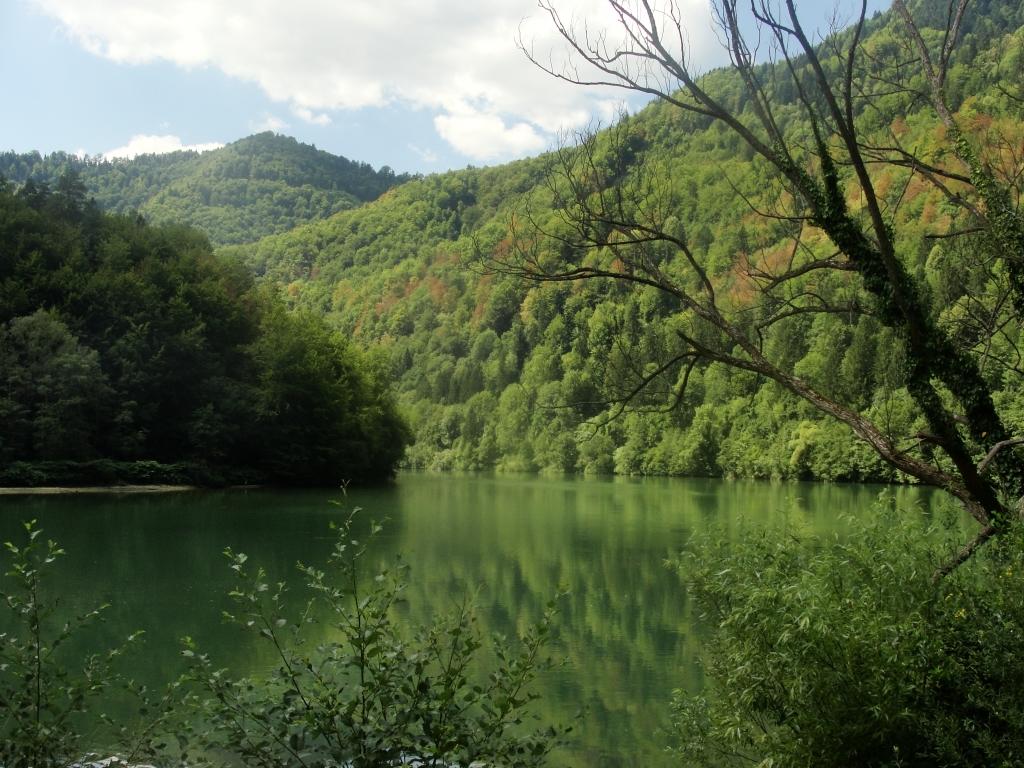 S kolesom okrog Slovenije