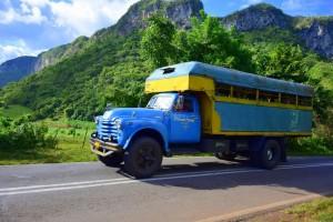 Vinales bus