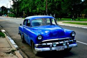 Avto na Kubi