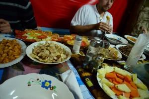 Kuba hrana