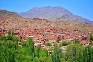 Gorska vasica Abyaneh