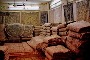 Prodajalna perzijskih preprog