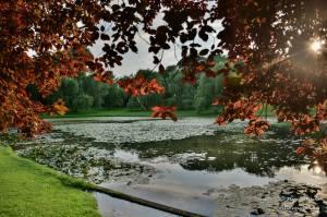 Številni belgijski parki