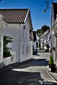 Stavanger - staro mestno jedro