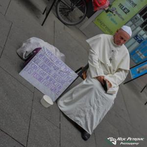 Norveški papež